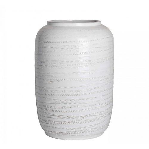 IB LAURSEN / Keramická váza na zem Agra XL 43cm