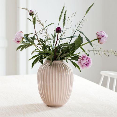 KÄHLER / Keramická váza Hammershøi Rose 20 cm