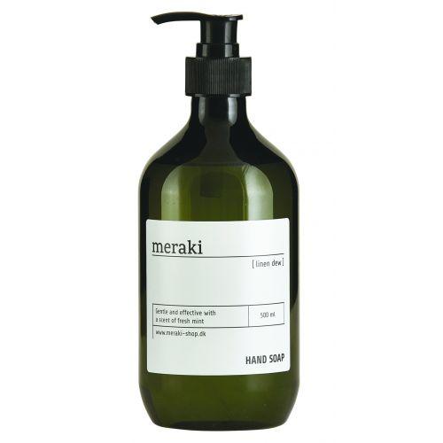 meraki / Tekuté mydlo na ruky Linen dew