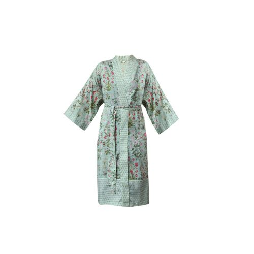 Chic Antique / Kimono s opaskom Verte Oriental