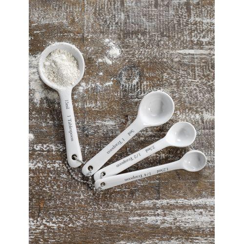 Garden Trading / Porcelánové odmerky Rialto - set 4ks