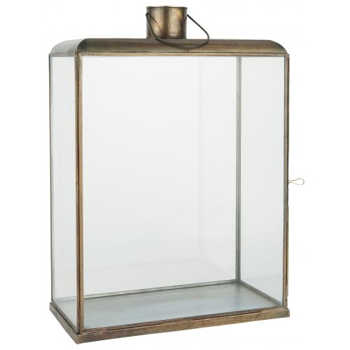 IB LAURSEN / Kovový lampáš Lantern Large Oblong