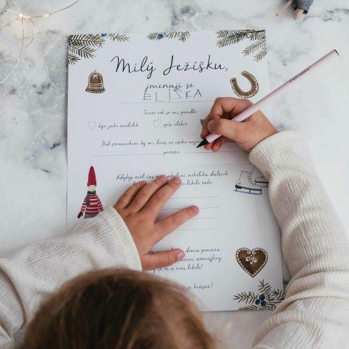 Bella Rose / Dopis Ježíškovi - CZ