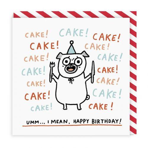 Ohh Deer / Prianie k narodeninám Cake! Cake! Cake!