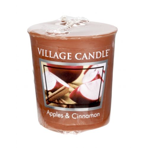 VILLAGE CANDLE / Votivní svíčka Village Candle - Apple Cinnamon