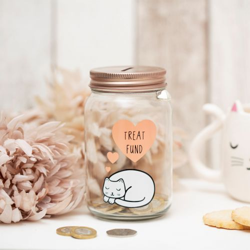 sass & belle / Pokladnička Cutie Cat
