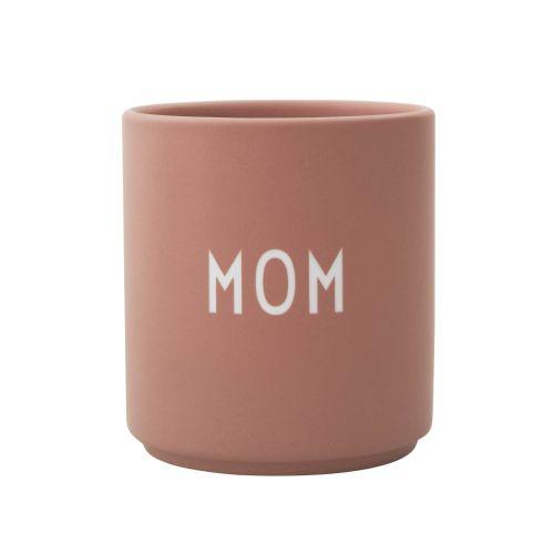 DESIGN LETTERS / Porcelánový hrnček Mom/Love 300ml