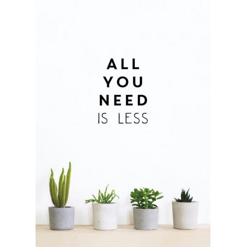 / Kniha - All You Need is Less, Vicki Vrint