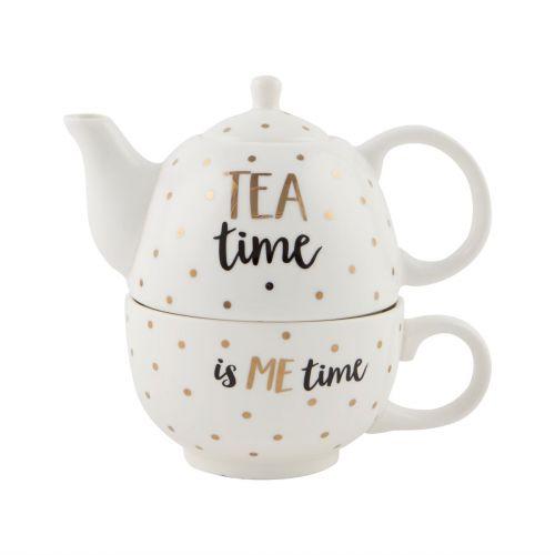 sass & belle / Čajová kanvička s hrnčekom Tea time