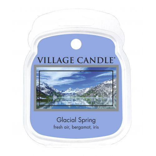 VILLAGE CANDLE / Vosk do aromalampy Glacial Spring