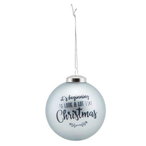 House Doctor / Vianočná ozdoba Christmas Blue