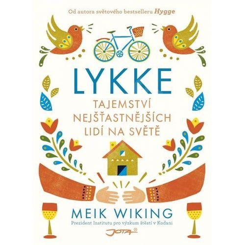 / Kniha LYKKE - Meik Wiking (v češtine)