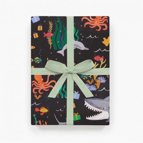 Rifle Paper Co. / Baliaci papier Under the Sea - Set 3 archov