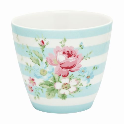 GREEN GATE / Latte cup Marie pale blue