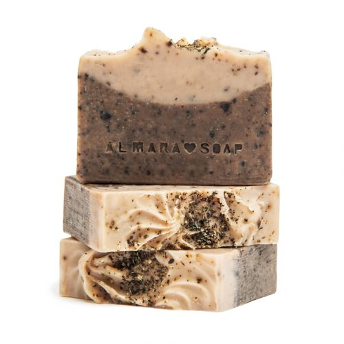 Almara Soap / Prírodný tuhý šampón Dry Hair