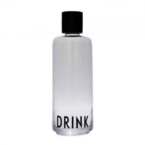 DESIGN LETTERS / Sklenená karafa s gumovou zátkou Daily Drink 1 L