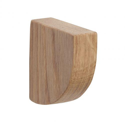 Hübsch / Drevený vešiak Oak Nature