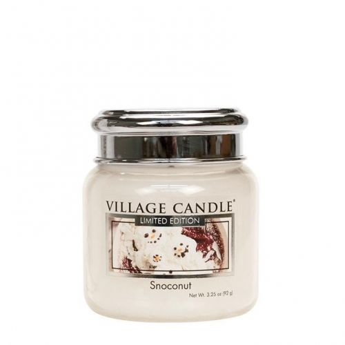 VILLAGE CANDLE / Sviečka Village Candle - Snoconut 92g