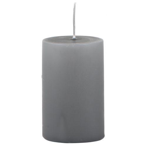 IB LAURSEN / Svíčka Dark grey 10 cm