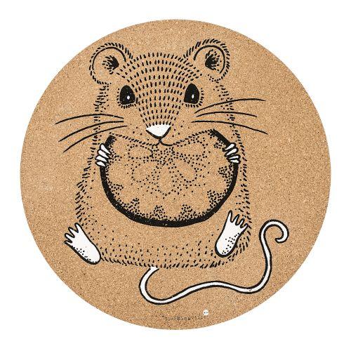 Bloomingville / Korkové prestieranie Mouse