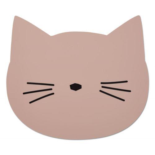 LIEWOOD / Detské prestieranie Cat Rose
