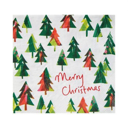 Talking Tables / Ekologické vianočné papierové obrúsky Tree