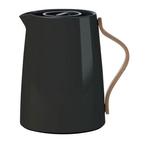Stelton / Termokonvica na čaj Emma Black 1 l