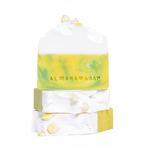 Almara Soap / Prírodné mydlo Bitter Lemon