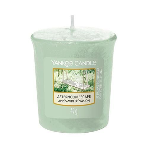 Yankee Candle / Votivní svíčka Yankee Candle - Afternoon Escape