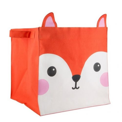 sass & belle / Látkový úložný box Fox