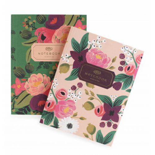 Rifle Paper Co. / Set nelinkovaných notesov Vintage Blossom - 2 ks