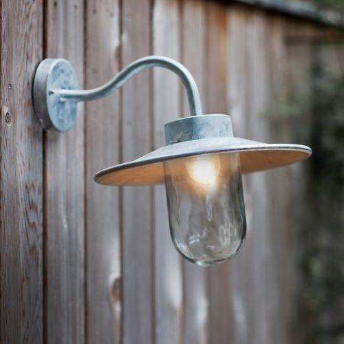 Garden Trading / Vonkajšia lampa Swan Neck