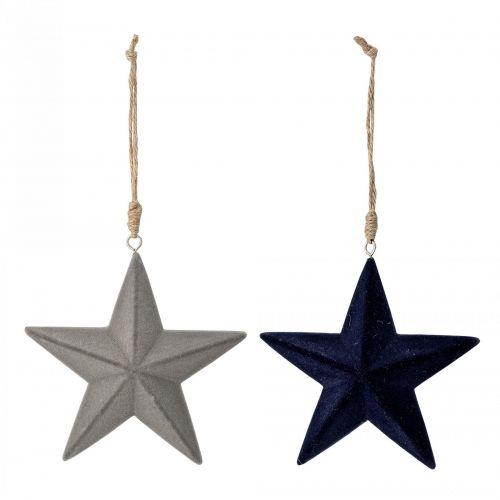 Bloomingville / Závesná vianočná ozdoba Star 11,5 cm