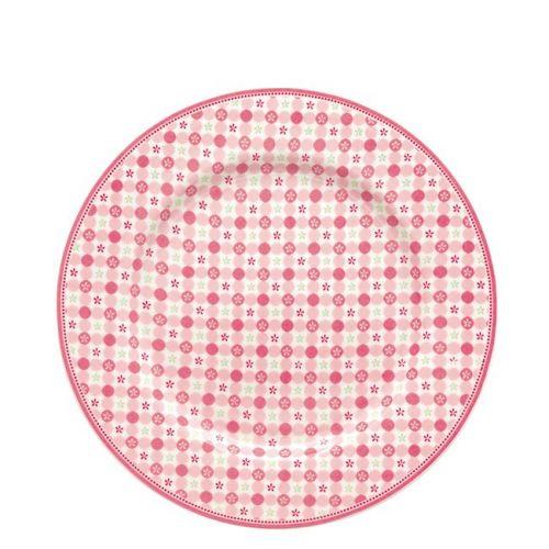 GREEN GATE / Dezertní talíř Mimi pink