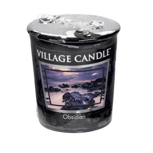 VILLAGE CANDLE / Votívna sviečka Village Candle - Obsidian