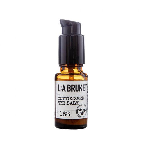 L:A BRUKET / Balzam na očné okolie Cottonseed 15ml
