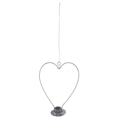 IB LAURSEN / Svietnik na čajovú sviečku Tealight Heart