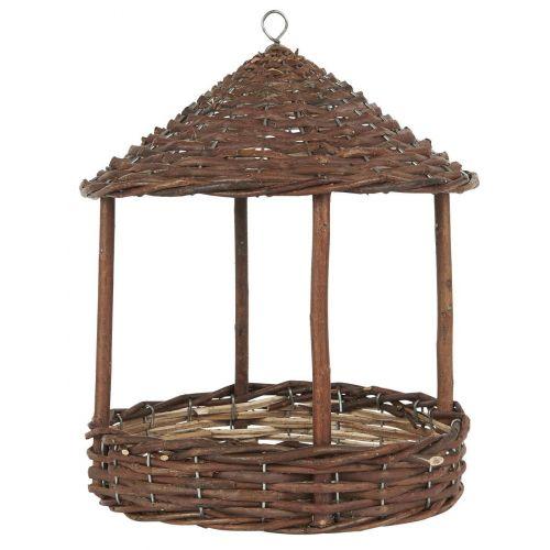 IB LAURSEN / Prútené záhradné kŕmidlo Bird Feeder