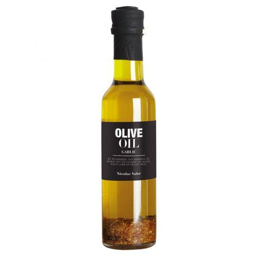 Nicolas Vahé / Olivový olej s cesnakom 250 ml