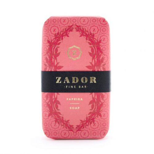 ZADOR / Luxusné mydlo ZADOR - Paprika