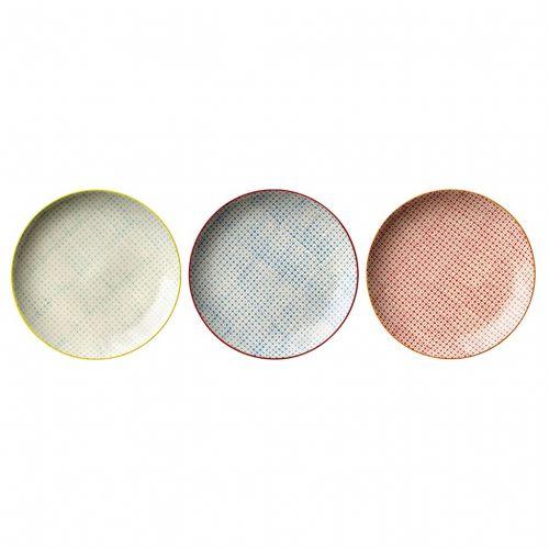 Bloomingville / Keramický tanier Tia 25 cm