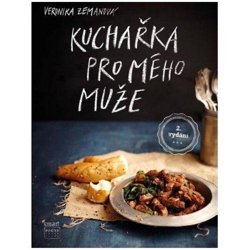 / Kuchařka pro mého muže - Veronika Zemanová