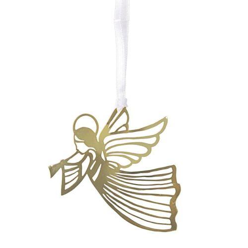 pluto produkter / Závesná dekorácia Gold Angel