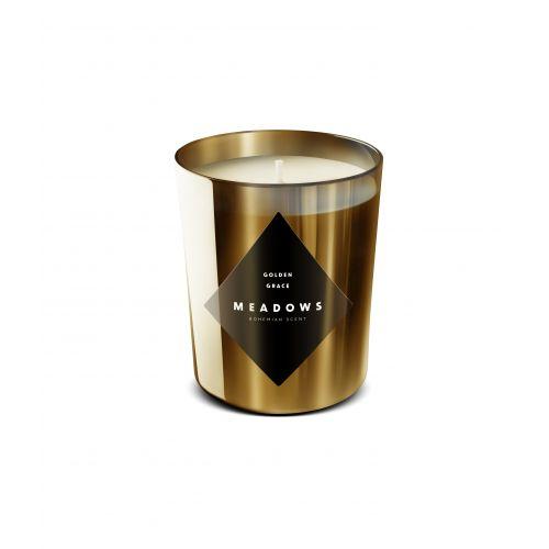 Meadows / Luxusní vonná svíčka Golden Grace