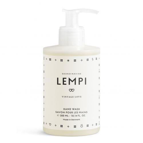 SKANDINAVISK / Tekuté mydlo na ruky LEMPI (láska) 300 ml