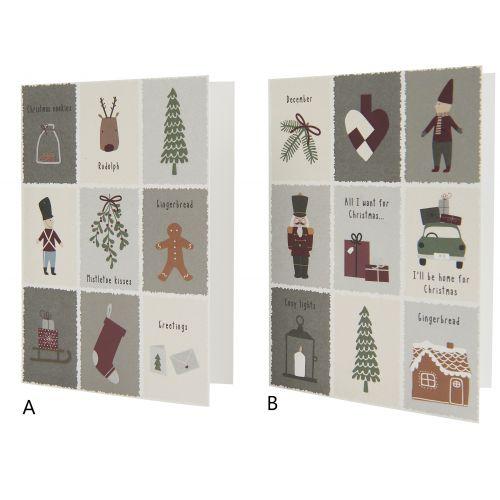 IB LAURSEN / Vianočné prianie Christmas Time