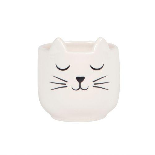 sass & belle / Mini obal na kvetináčik Cat Whiskers