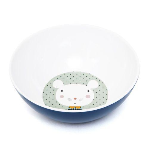PETIT MONKEY / Melamínová miska Mouse