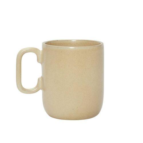 Hübsch / Keramický hrnček Sand Ceramics