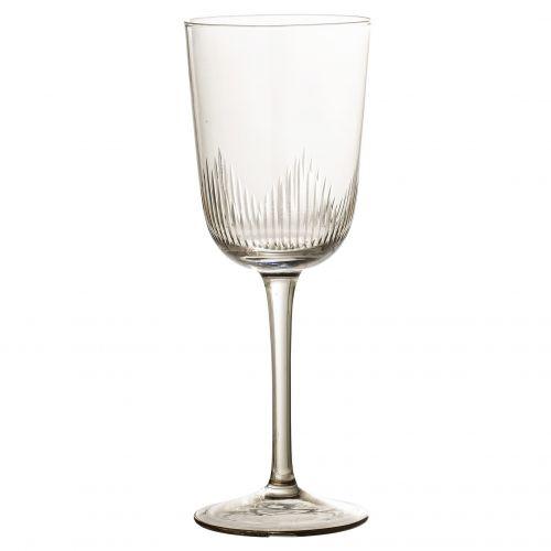 Bloomingville / Pohár na víno Simply Elegant